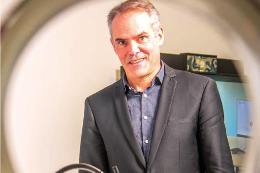 Portrait de Fabrice Berthelot