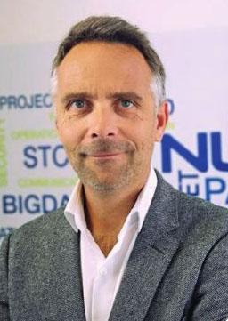 Portrait de Hugues Heuzé