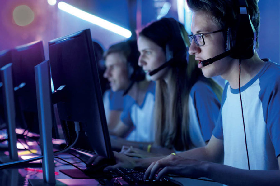 Dossier jeu vidéo