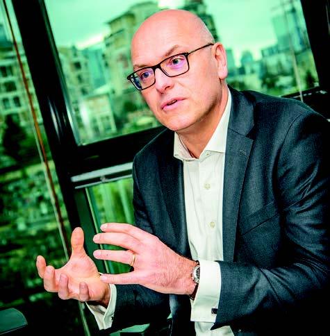 Portrait de Alain Queniart - Cyllene