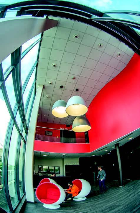 Hall d'entrée de Cyllene