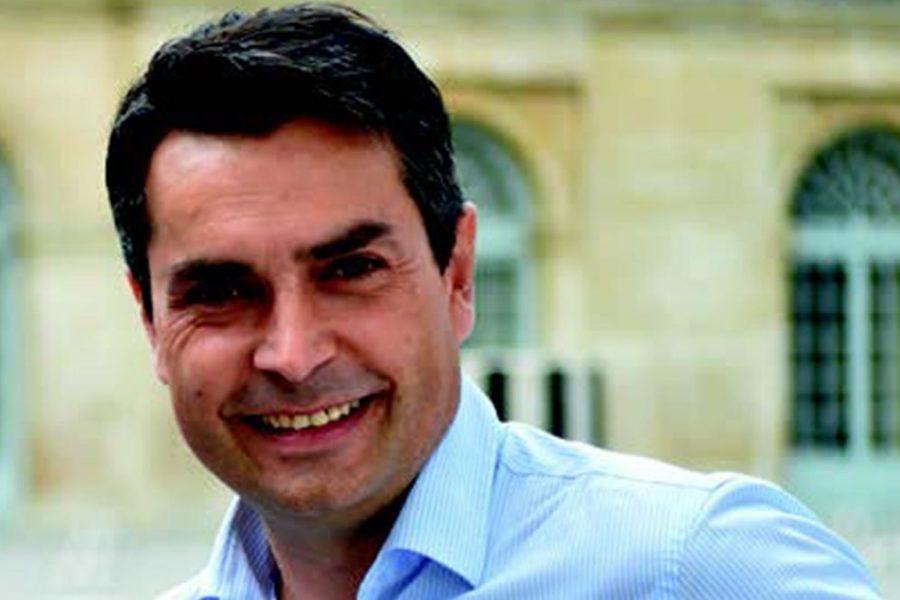Portrait de Sylvain Lefeuvre
