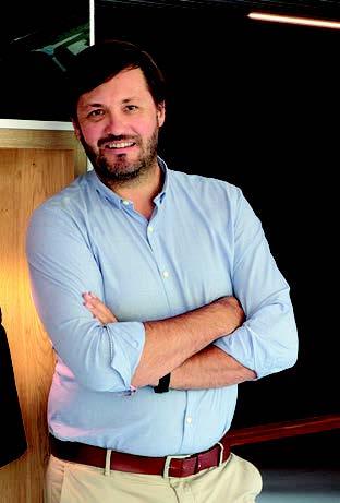 Portrait de Marc Fernandez - Mobilis Group