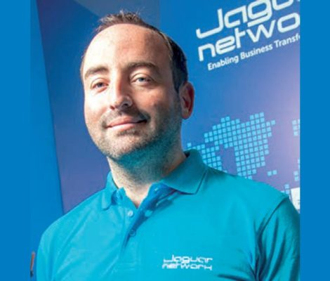 Kevin Polizzi - Jaguar Networks