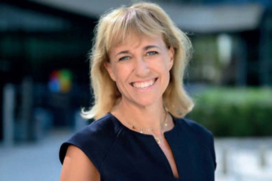 Portrait d'Agnes Van De Walle - Microsoft France