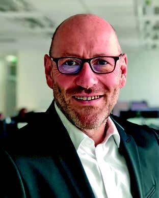 Portrait de Thierry Vasseur - Zebra Technologies