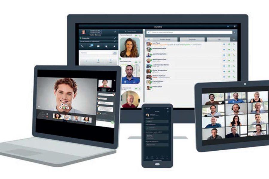Travail collaboratif sur tous les écrans