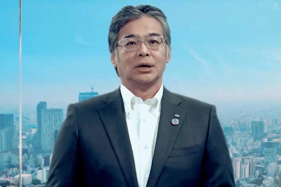 Portrait de Takahito Tokita - Fujitsu