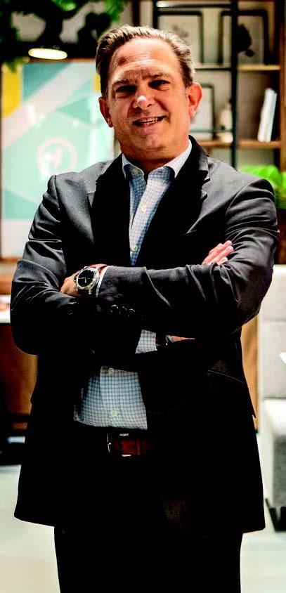 Portrait de Laurent Lhermitte
