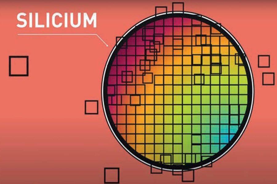 illustration silicium