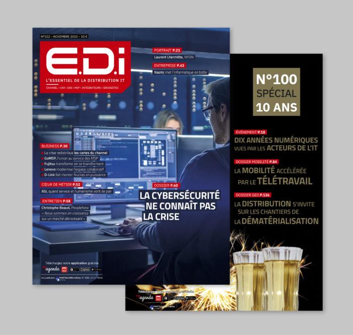 magazine edi
