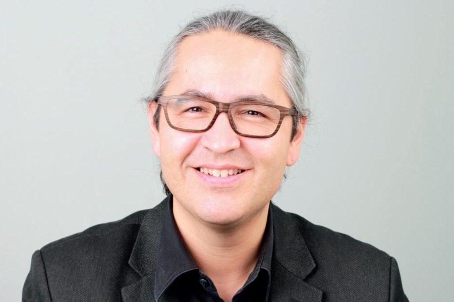 Portrait de Arnaud Le Hung - Gigamon