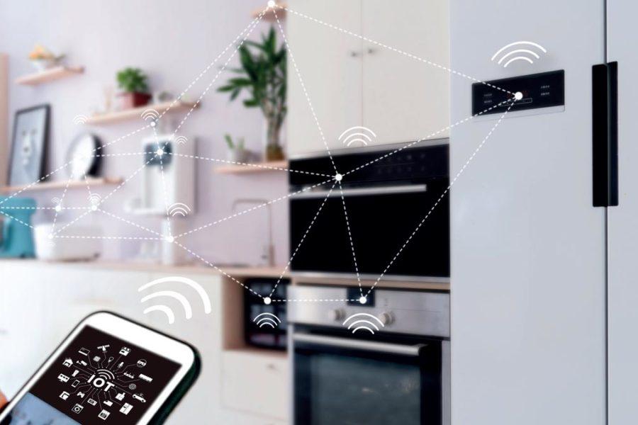 IoT objets connectés à la maison