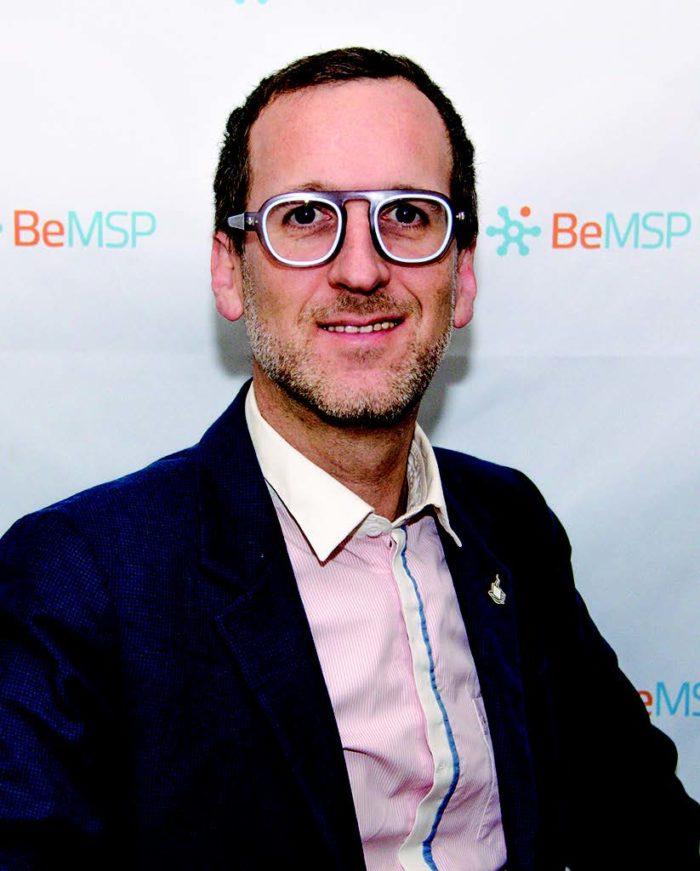 Portrait de Thomas Bresse - BeMSP
