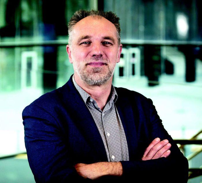 Portrait de Cyrille Duvivier