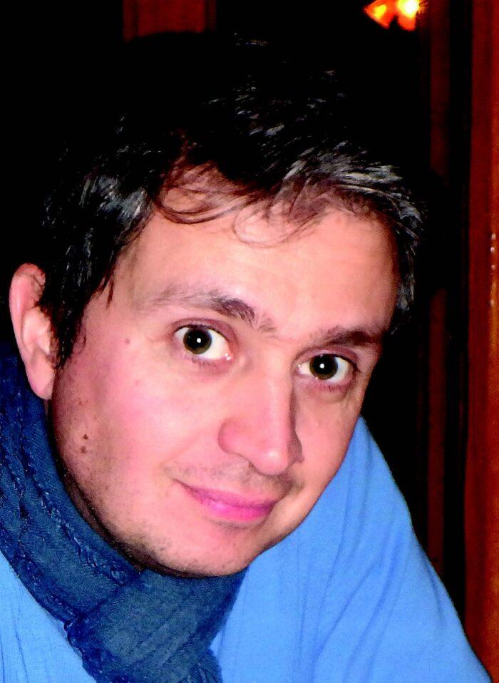 Portrait de Mathieu Mondino - Carbonite