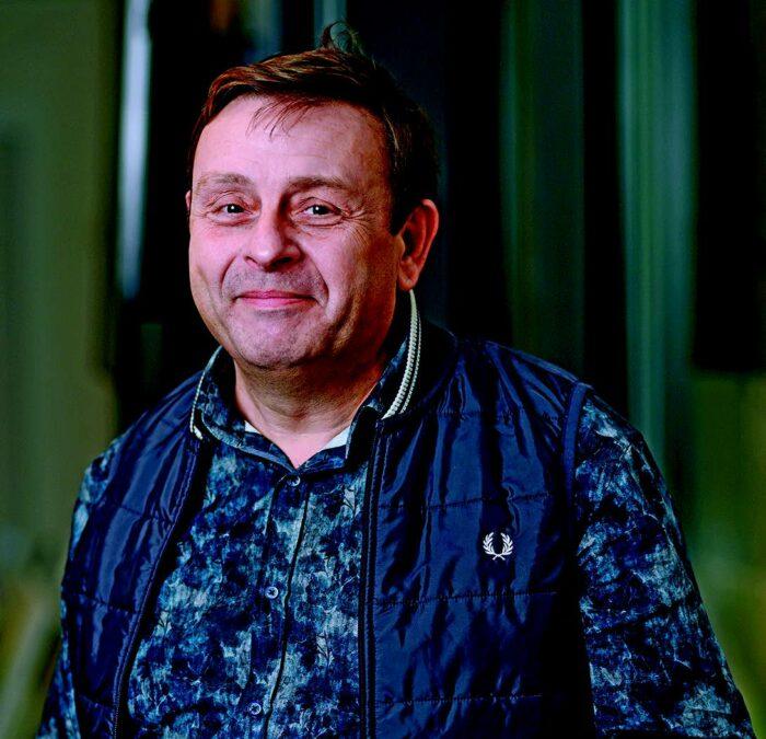 Portrait d'Andre Frachon