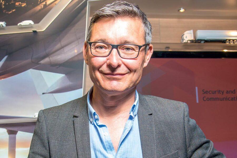 Portrait de Jean-Christophe Antoine