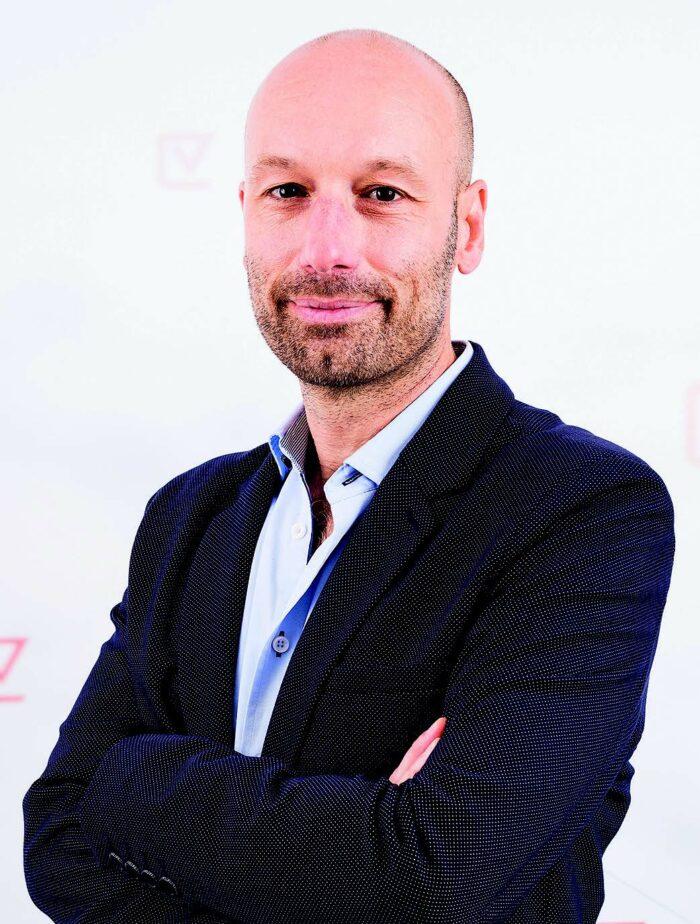 Portrait de Christophe Malapris - Vade Secure
