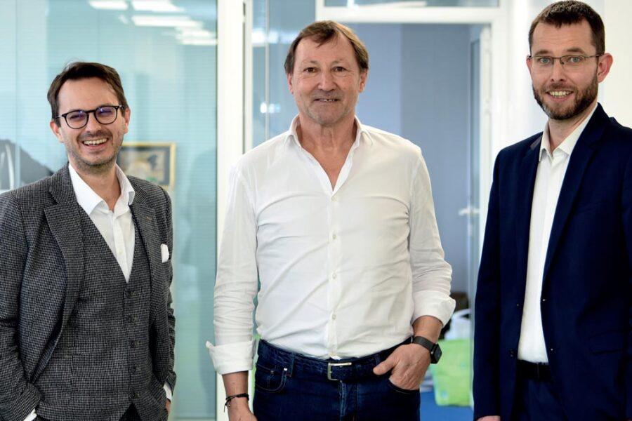 Julien Marguerite - Patrick Martin - Matthieu Chessari - Alliance-Com