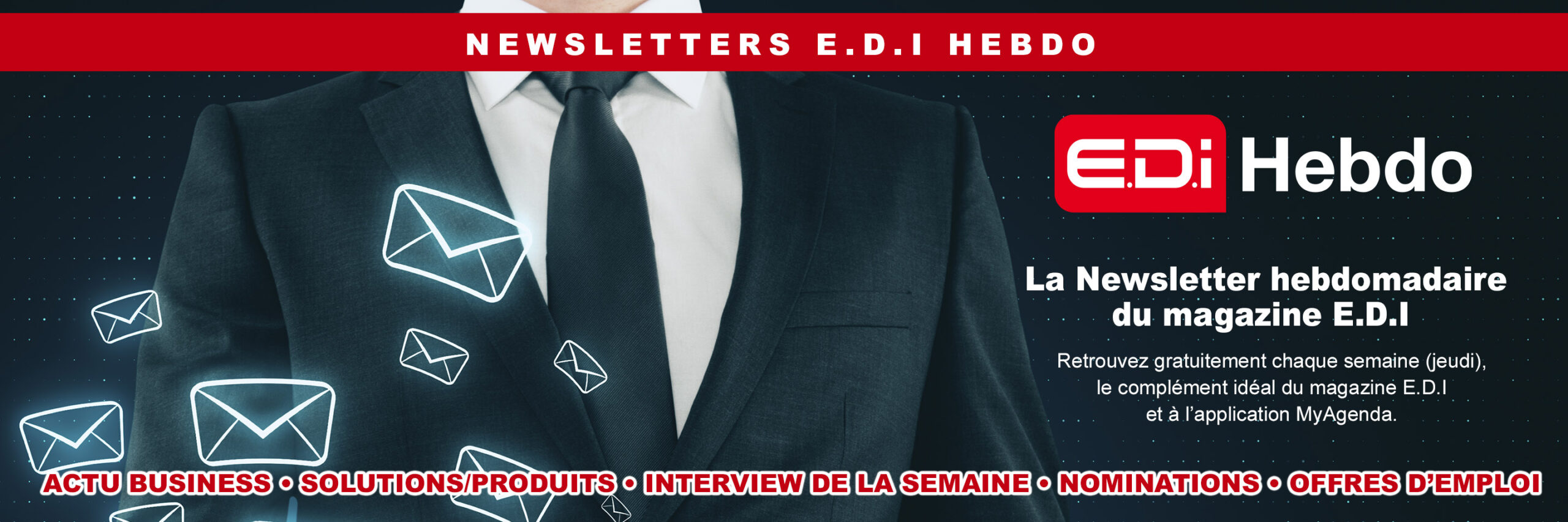 magazine edi newsletter