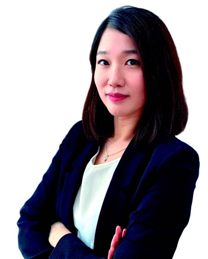Portrait de Lea Ryu - LG Electronics