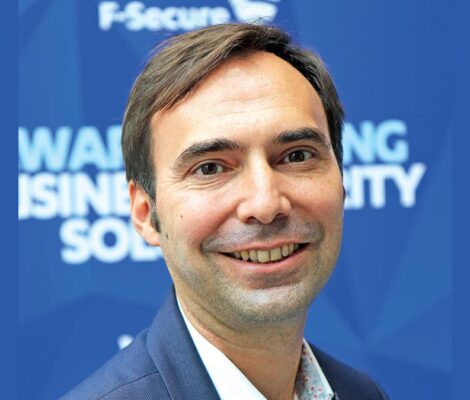 Portrait de Guillaume Gamelin - F-Secure