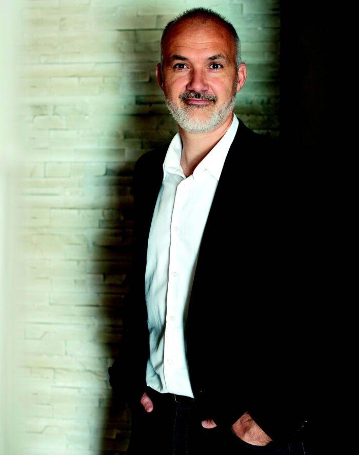 Portrait de Arnaud Lepinois - HP