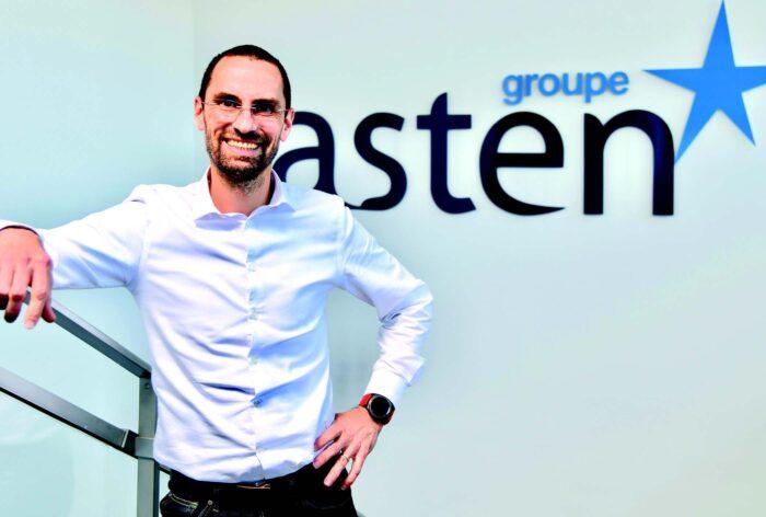 Franck Guibert - Asten