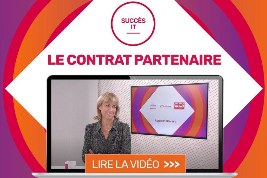 Vidéo Aressy, IT Partners, Magazine E.D.I sur les contrats partenaires avec Agnes Van de Walle - Microsoft
