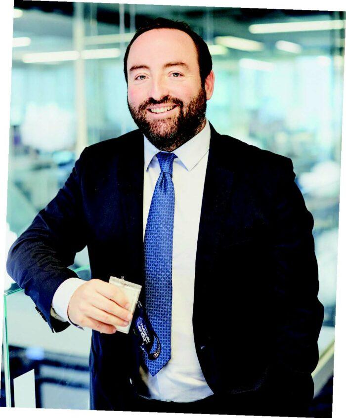 Portrait de Kevin Pilizzi - Iliad Jaguar Network