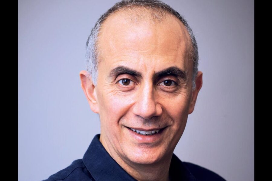 Portrait de Michael Albala