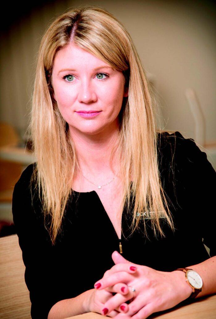 Portrait d'Axelle Bourgeois - 3CX