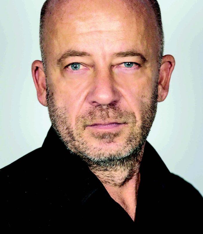 Portrait de David Greco