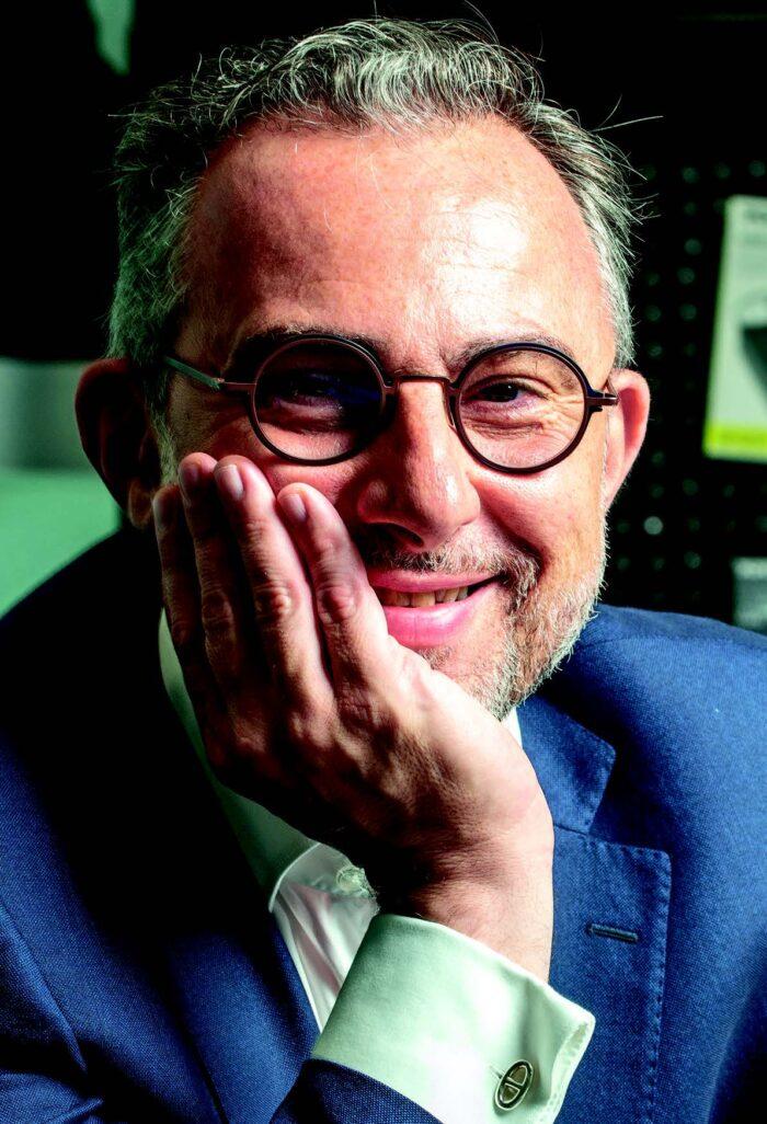 Portrait de Stéphane Tripot