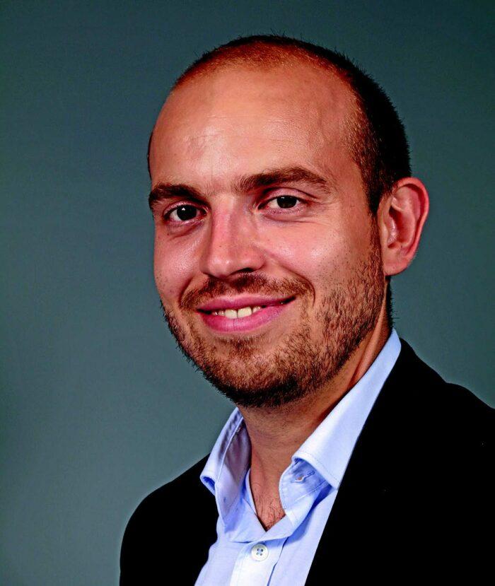 Portrait de David Gain - HP