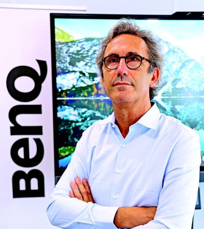 Portrait de Bruno Morel - BenQ