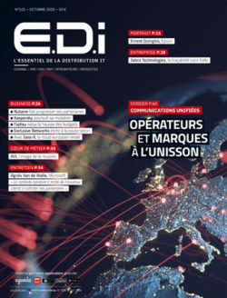Couverture Magazine E.D.I 101